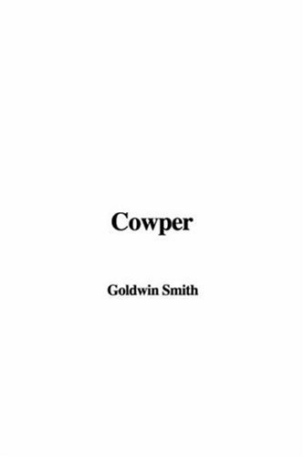 9781421997827: Cowper