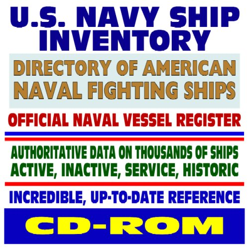 U.S. Navy Ship Inventory, Official Naval Vessel: Department of Defense