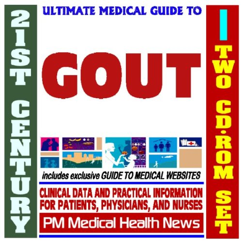 9781422021576: 21st Century Ultimate Medical Guide to Gout and Pseudogout - Authoritative Clinical Information for Physicians and Patients (Two CD-ROM Set)