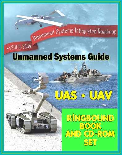 9781422025345: 2009 - 2034 Unmanned Systems Integrated