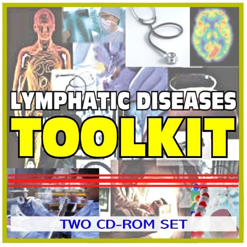 9781422042144: Lymphatic System and Lymphedema Toolkit - Comprehensive Medical Encyclopedia with Treatment Options, Clinical Data, and Practical Information (Two CD-ROM Set)