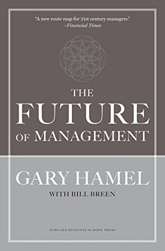9781422102503: The Future of Management
