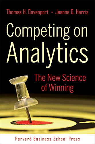 9781422103326: Competing on Analytics: The New Science of Winning