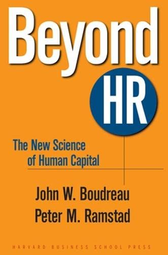 9781422104156: Beyond HR: The New Science of Human Capital