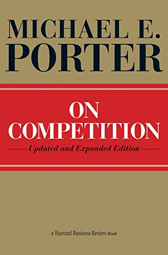 9781422126967: On Competition (Harvard Business Review Book Series)