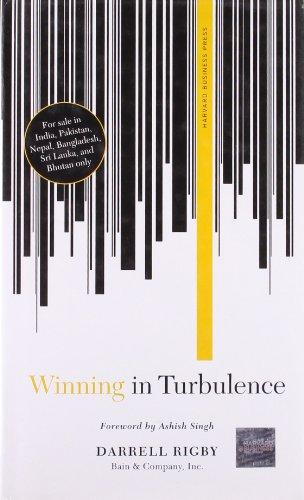 Winning in Turbulence: Darrell Rigby