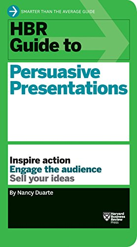 9781422187104: HBR Guide to Persuasive Presentations