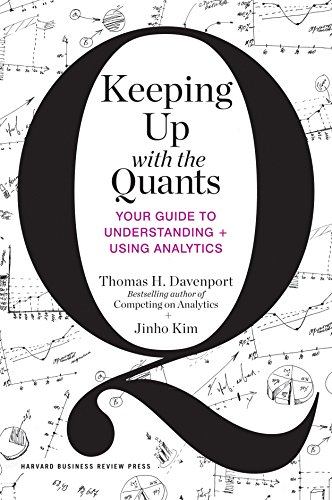 Keeping Up with the Quants Format: Hardcover