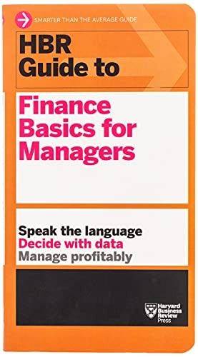 9781422187302: HBR Guide to Finance Basics for Managers