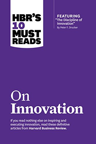 9781422189856: HBR's 10 Must Reads on Innovation (Harvard Business Review Must Reads)
