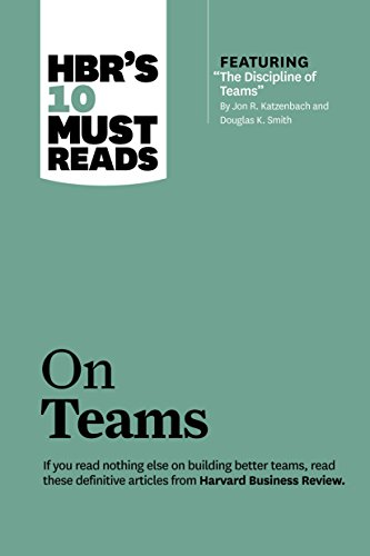 9781422189870: HBR's 10 Must Reads on Teams (Harvard Business Review Must Reads)