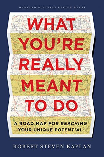 9781422189900: What You're Really Meant to Do: A Road Map for Reaching Your Unique Potential