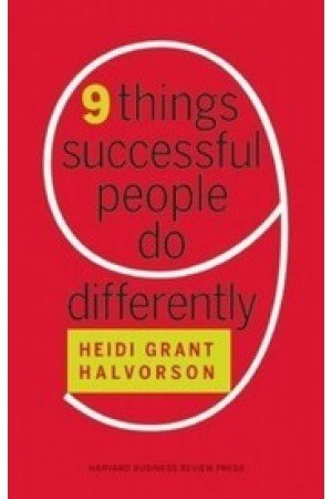 9781422194461: 9 Things Successful People do Differently
