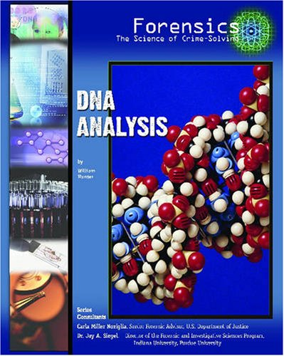 9781422200261: DNA Analysis (Forensics, the Science of Crime-Solving)
