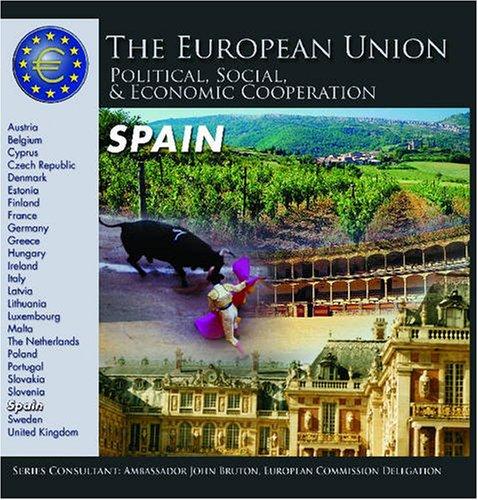 Spain (European Union (Hardcover Children)): Simons, Rae