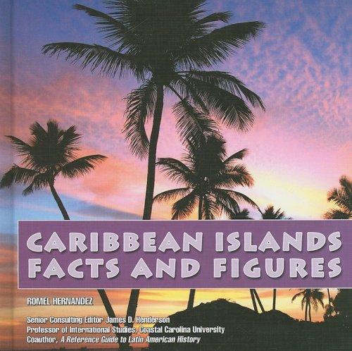 9781422206225: Caribbean Islands: Facts & Figures (Caribbean Today)