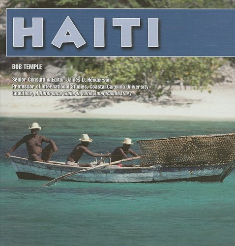9781422206256: Haiti (Caribbean Today)