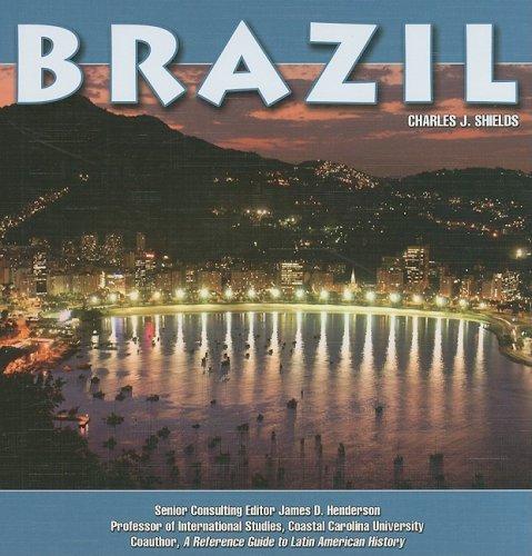 9781422206331: Brazil (South America Today)
