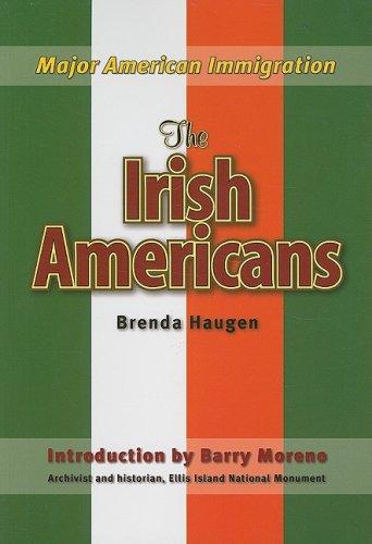 9781422206751: The Irish Americans (Major American Immigration)