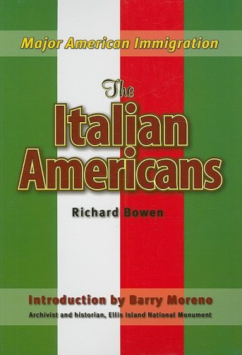 9781422206768: The Italian Americans (Major American Immigration)
