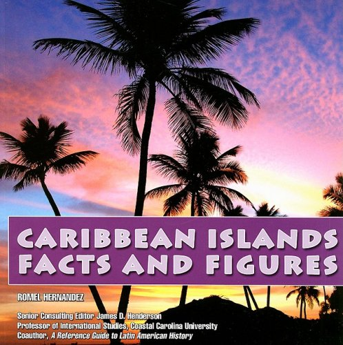 9781422206898: Caribbean Islands Facts & Figures (The Caribbean Today)
