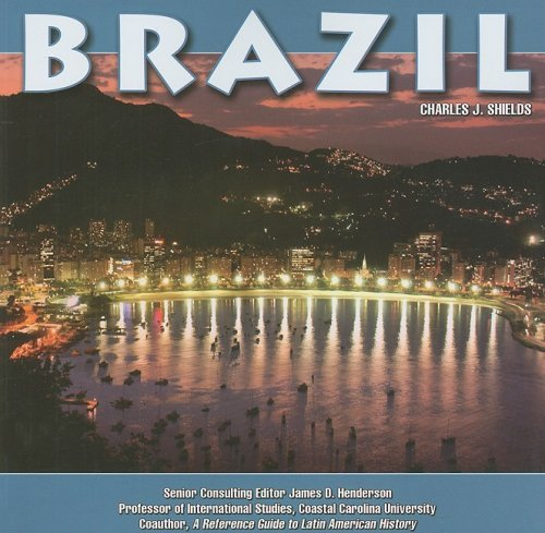 9781422207000: Brazil (South America Today)