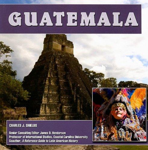 9781422207154: Guatemala (Central America Today)