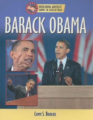 9781422207598: Barack Obama (Overcoming Adversity: Sharing the American Dream)