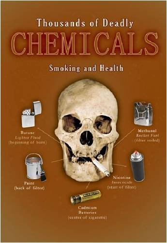 9781422208175: Thousands of Deadly Chemicals: Smoking and Health (Tobacco: The Deadly Drug)