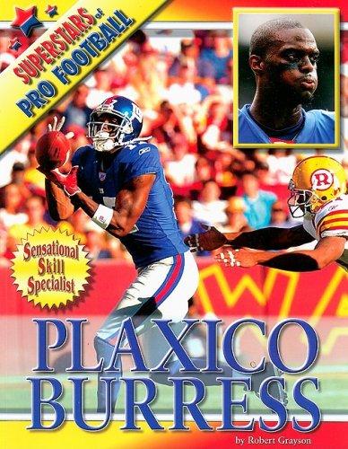 9781422208212: Plaxico Burress (Superstars of Pro Football)