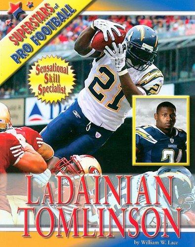 9781422208373: LaDainian Tomlinson (Superstars of Pro Football)