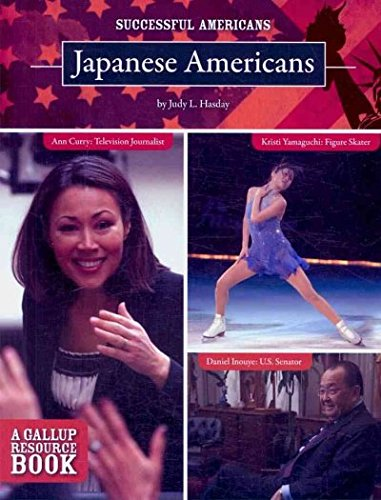 Japanese Americans (Successful Americans): Hasday, Judy L.