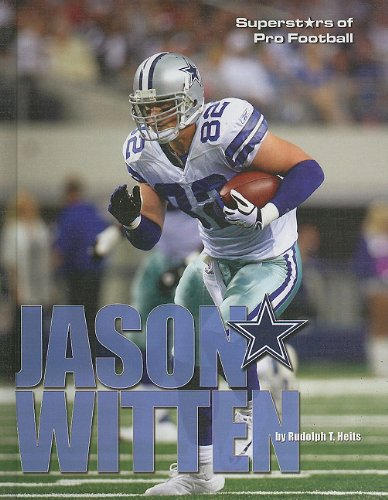9781422216668: Jason Witten (Superstars of Pro Football)