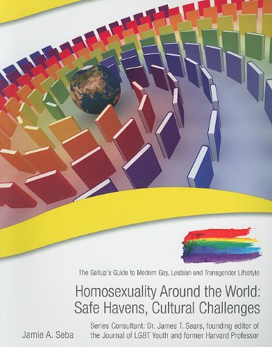 9781422218723: Homosexuality Around the World: Safe Havens, Cultural Challenges (The Gallup's Guide to Modern Gay, Lesbian, & Transgender Lifestyle)