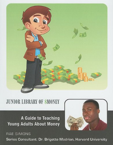 9781422218846: A Guide to Teaching Young Adults About Money (Junior Library of Money)