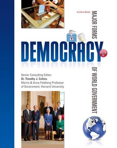 9781422221372: Democracy (Major Forms of World Government)