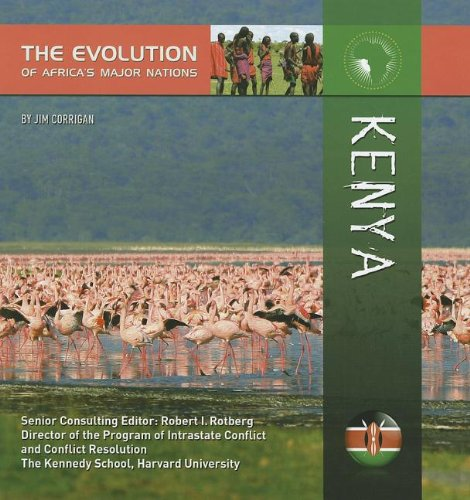 9781422221808: Kenya (The Evolution of Africa's Major Nations)
