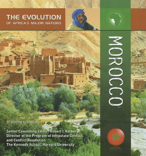 9781422221990: Morocco (The Evolution of Africa's Major Nations)