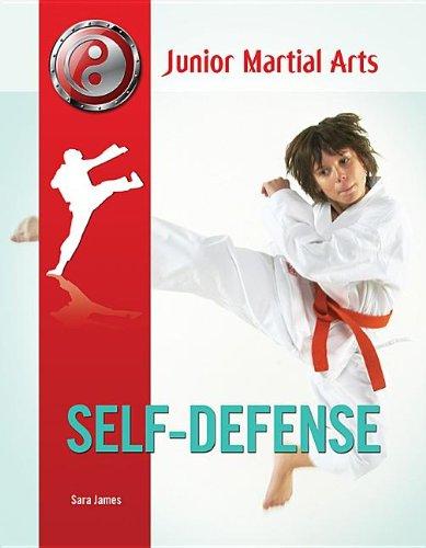 Self-Defense (Junior Martial Arts): James, Sara