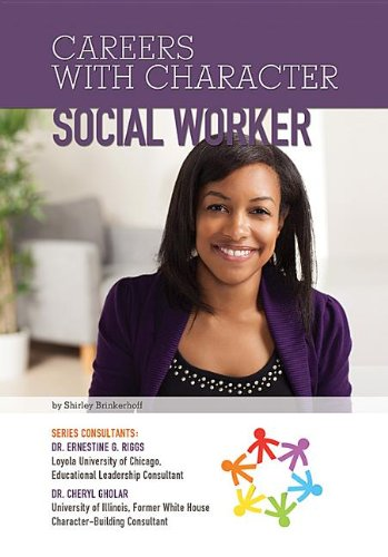 9781422227664: Social Worker (Careers With Character)