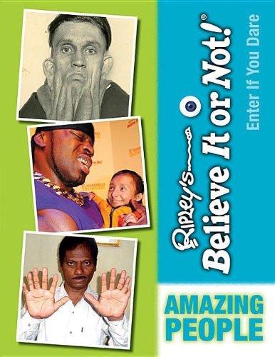 Amazing People (Ripley's Believe It or Not!) (9781422227701) by Ripley's Believe It or Not