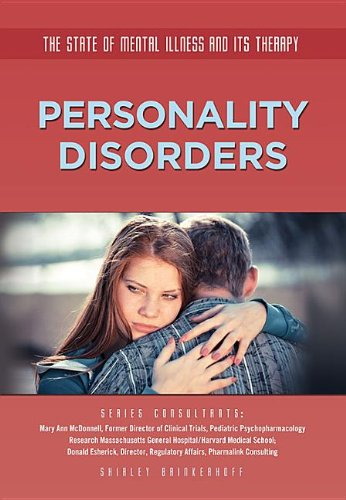 9781422228319: Personality Disorders (The State of Mental Illness and Its Therapy)