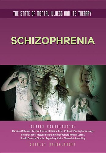 Schizophrenia (State of Mental Illness and Its Therapy): Brinkerhoff, Shirley