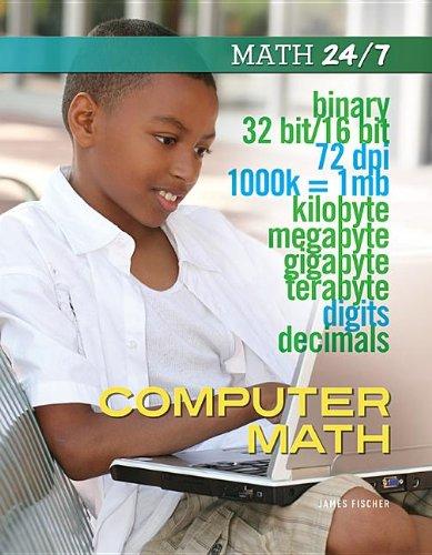 9781422229040: Computer Math (Math 24/7)