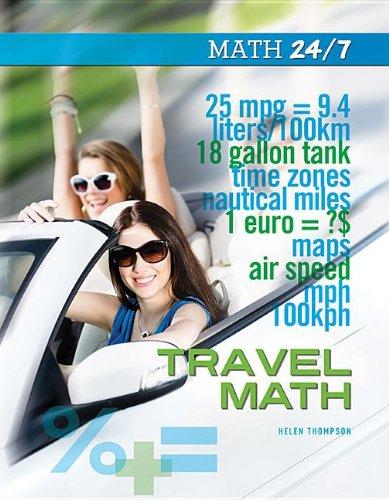 9781422229118: Travel Math (Math 24/7)