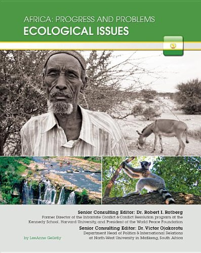 Ecological Issues - Africa Progress and Problems (Hardback): LeeAnne Gelletly