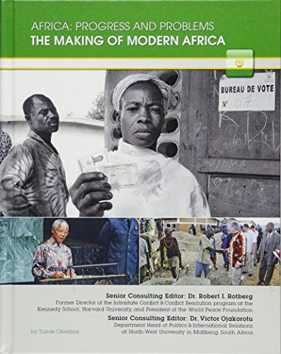 9781422229446: The Making of Modern Africa (Africa : Progress and Problems)