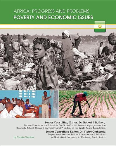 9781422229460: Poverty and Economic Issues (Africa: Progress and Problems (Mason Crest))