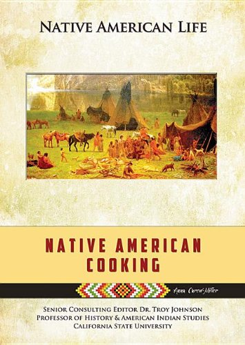 Native American Cooking (Native American Life): Carew-Miller, Anna