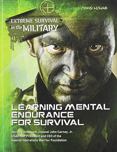 Learning Mental Endurance for Survival (Hardcover): Chris McNab